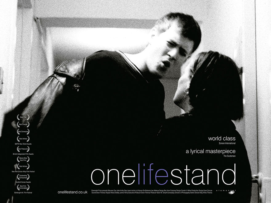 One Life Stand poster