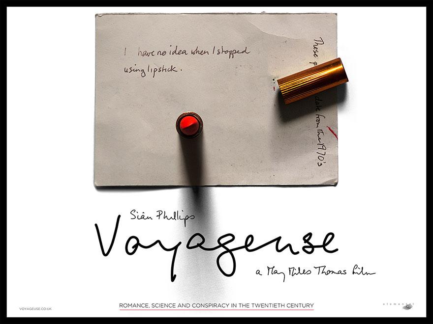 Voyageuse poster